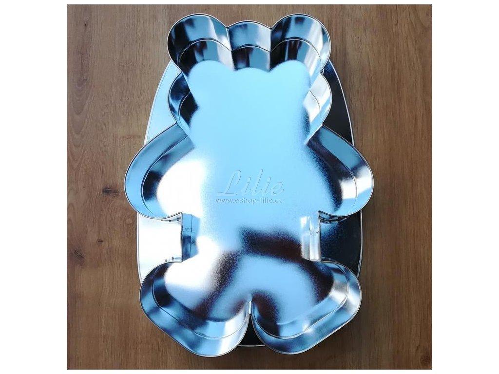 Medvídek 36,5cm dortová forma na pečení