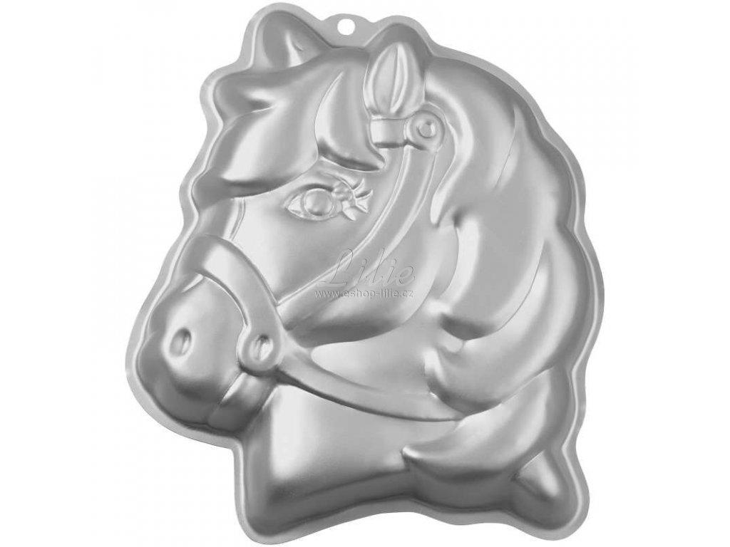 2105 1011 Wilton Horse Cake Pan Kids 3D Birthday Cake Pan M