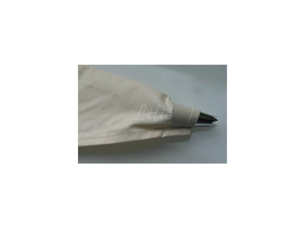 Cukrářský sáček bavlněný 50-53 cm