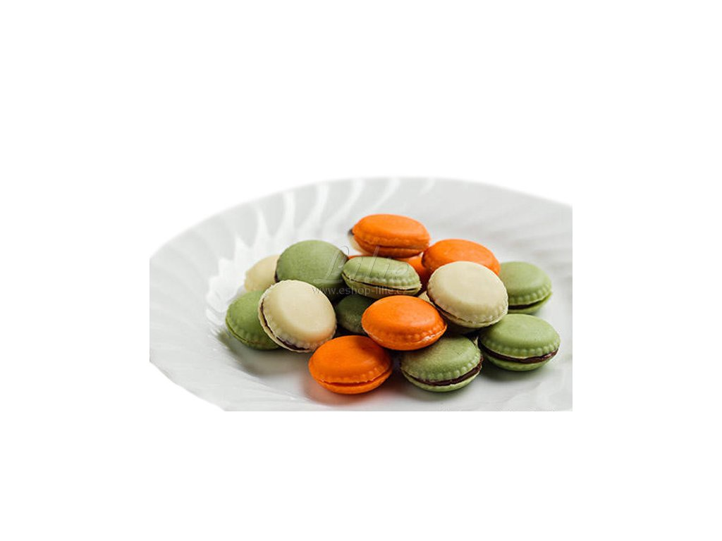 Makronky forma na čokoládu SCG021