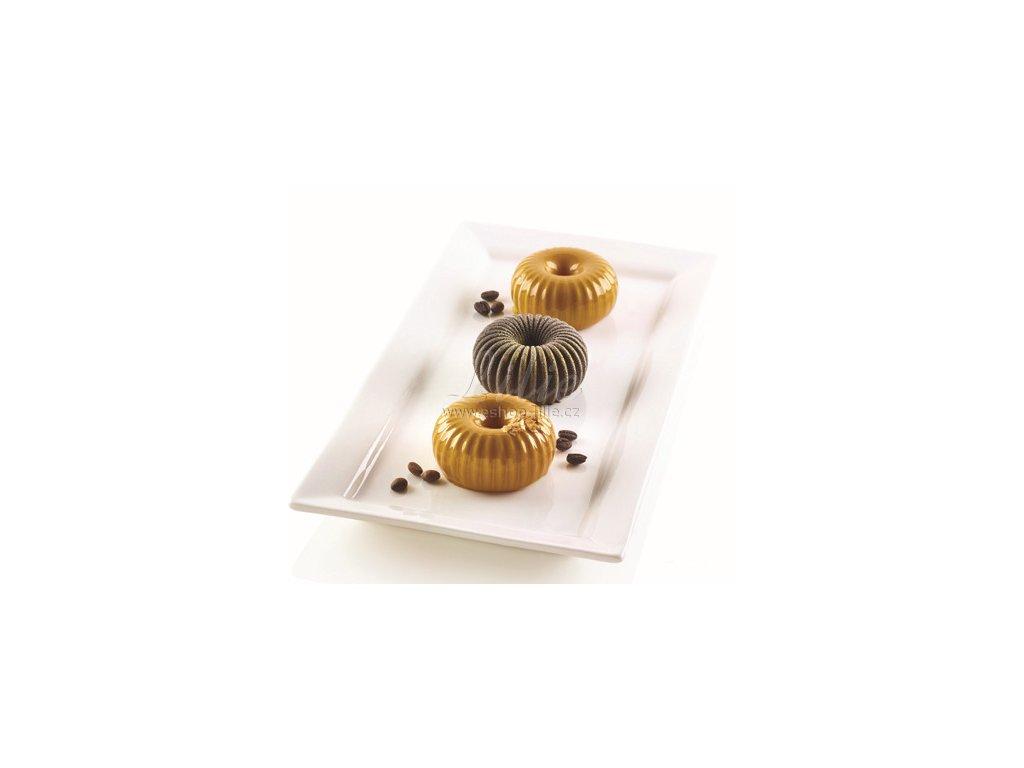 Mini raggio 3D silikonová forma S3D26223