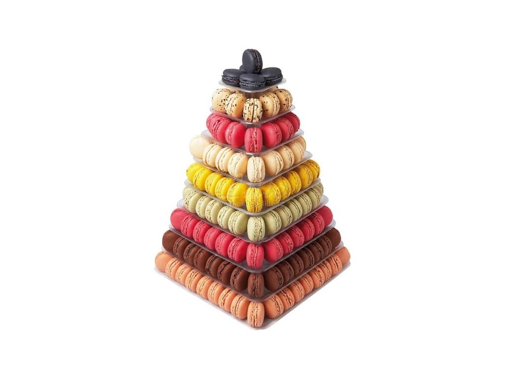 square macaron stand clear 1 zoom