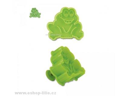Žába  plastový vypichovač 170810