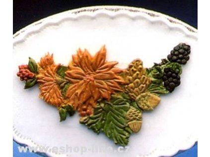 Podzim patchwork na dort
