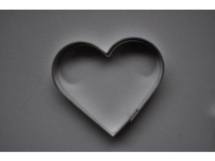 Srdce vykrajovátko 4,5 cm