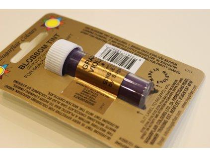 Grape Violet prachová barva Sugarflair