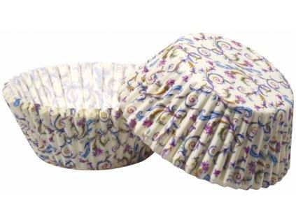 Cukrářské košíčky na pečení 50ks MUF-215