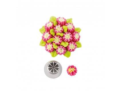 3D cukrářská špička slunečnice č.24 0263626