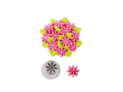 3D cukrářská květinová špička č.25 0263627