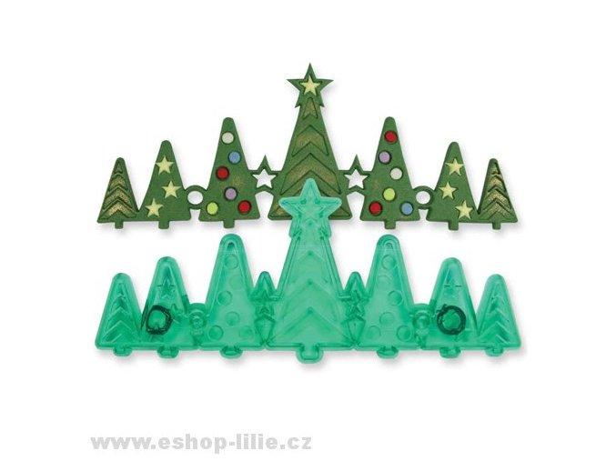 Vánoční stromky - vykrajovače JEM 117CH019