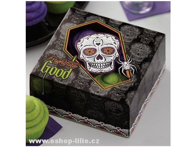 Krabice na Halloween Wilton 415-3179