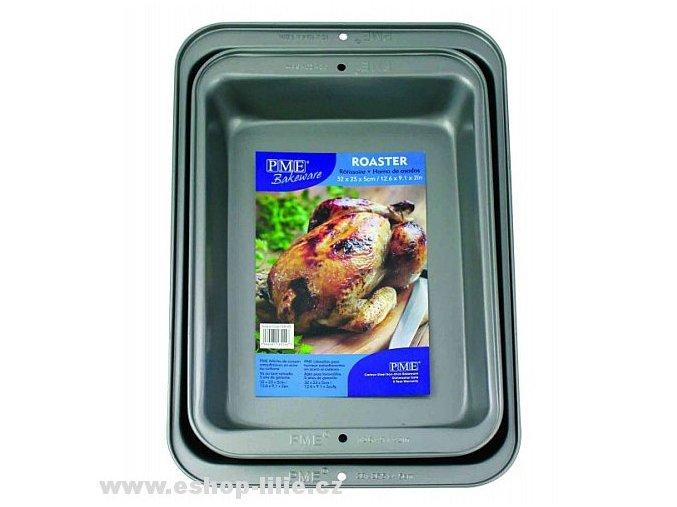 Plech na pečení hluboký 32cm x 23cm PME (CSB104)