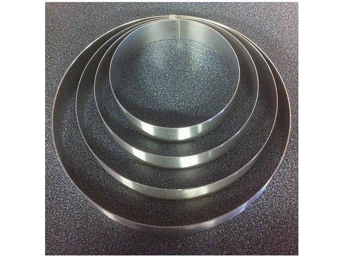 Ráfek kruh 20cm nerezová dortová forma RAF1020