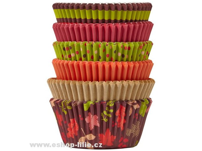 Podzim - cukrářské košíčky Wilton 415-3189