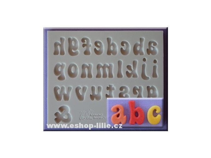 Malá abeceda Fun Font Lowercase AM0218