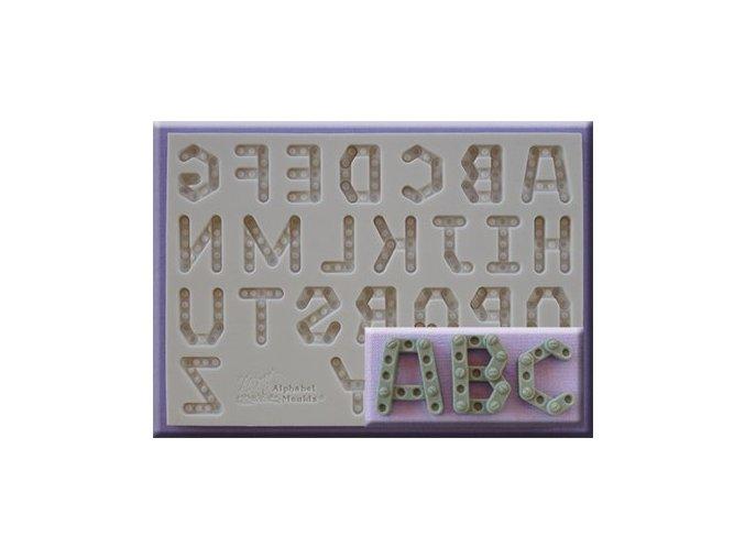 Velká abeceda Little Builders Font AM0253
