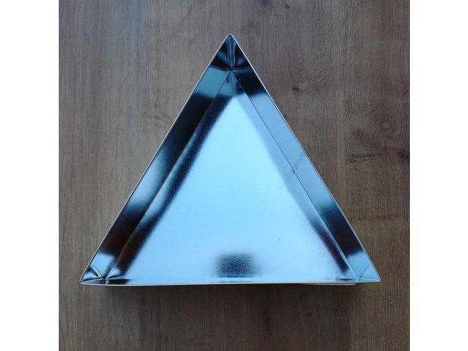 Trojúhelníky sada forem na pečení