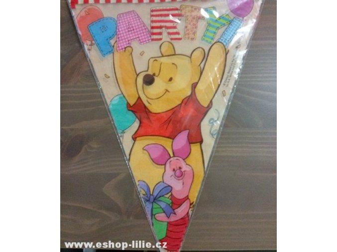 Medvídek Pú závěsné vlajky 80503