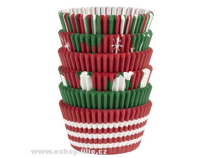 Vánoční cukrářské košíčky 150ks 415-1831 Wilton