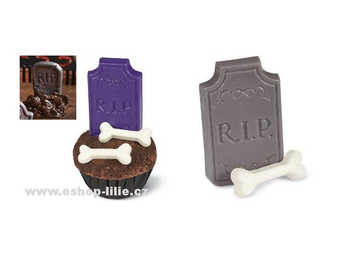 Tombstone forma na čokoládu Wilton 2115-2498