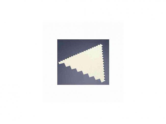 9647 karta zubata trojuhelnik