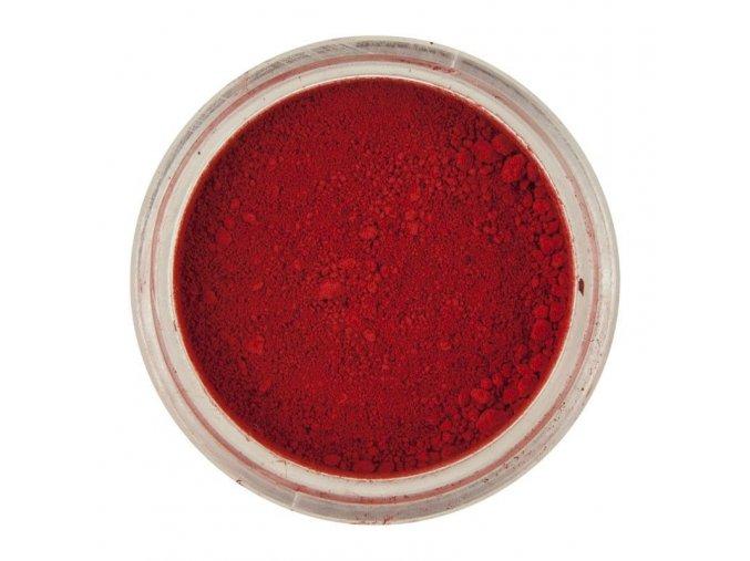 ČERVENÁ CHILI RED prachová barva Rainbow Dust