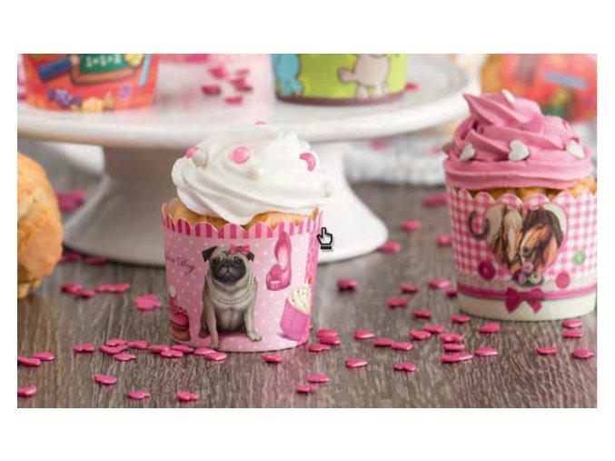 Fashion dog cukrářské košíčky 337220