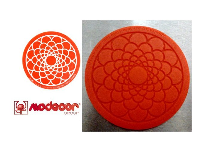 Lisbona 31207 silikonová forma na jedlou krajku