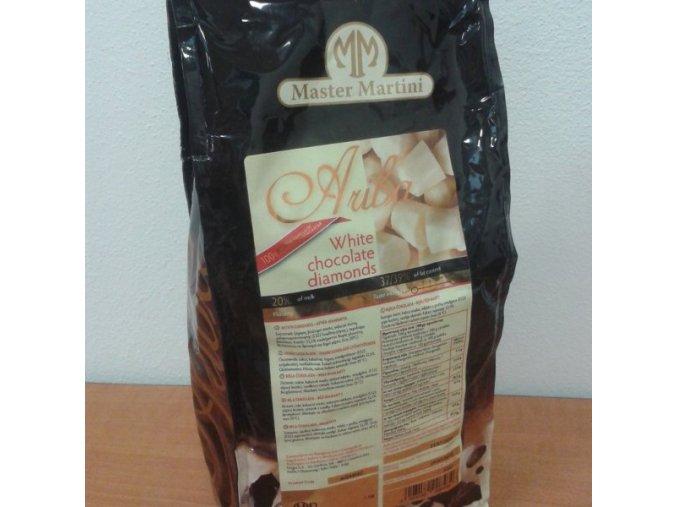 ARIBA BÍLÁ DIAMANT čokoláda 1kg