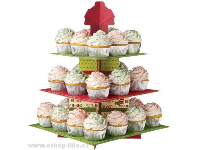 Vánoční stojan na muffiny 1512-0882
