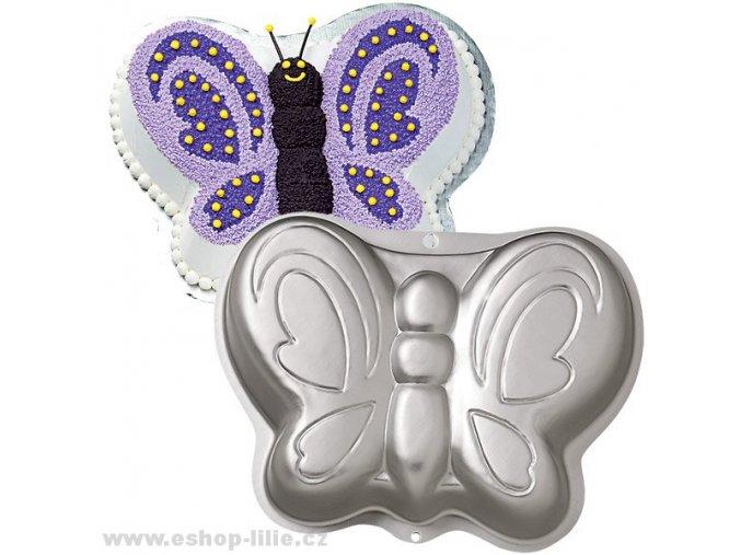 Motýl dortová forma Wilton 2105-2079
