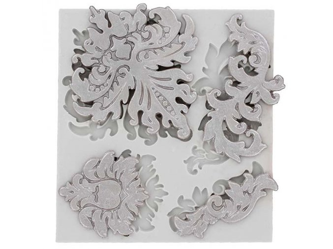 Baroque silikonová forma AM0038