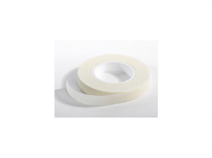 Bílá floristická páska Hamilworth 12mm x 27m