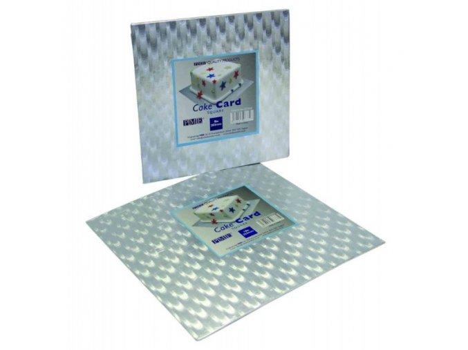 ČTVEREC dortová podložka 35,5cm PME CCS836