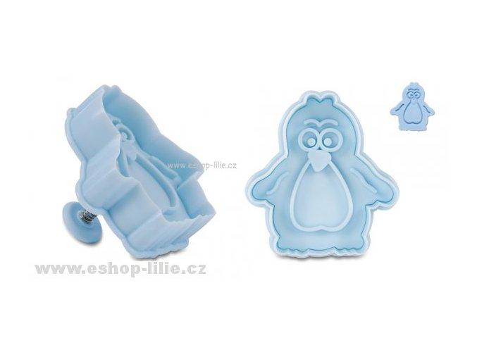 Tučňák plastový vypichovač 170841