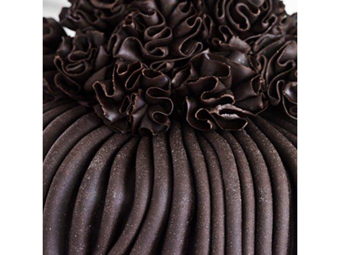 PASTA DAMA CHOCOLATE 1kg cukrářská hmota