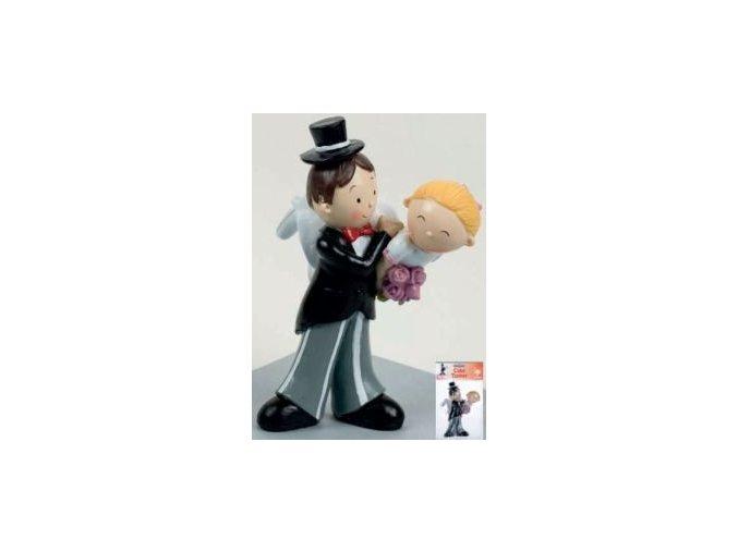 Svatební figurky na dort 28968