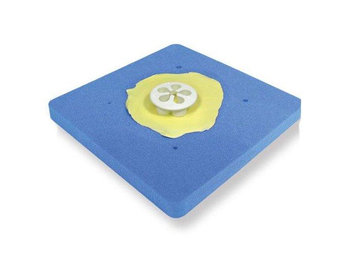 Modelovací houbička modrá PME MFP572