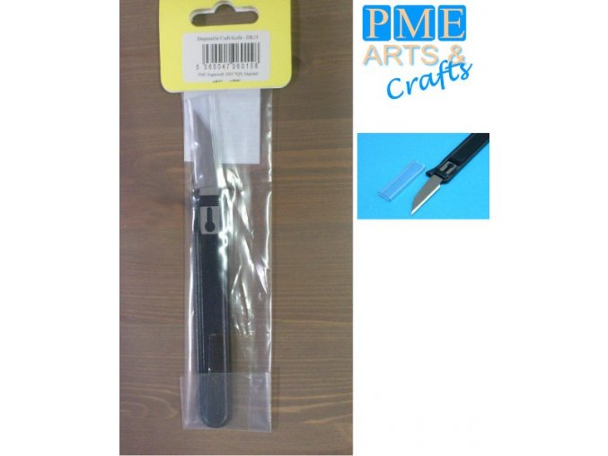 Nůž na cukrářské hmoty DK15