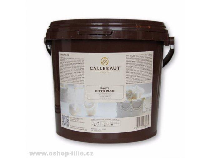 Callebaut WHITE ICING 7kg cukrářská potahovací hmota