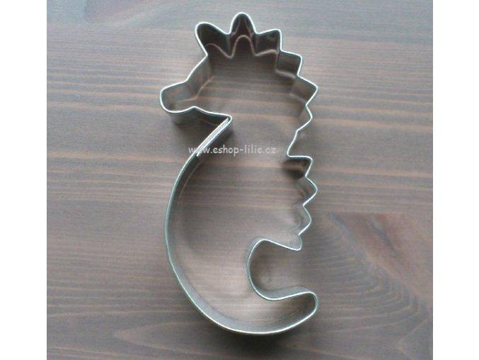 Mořský koník 7,5cm vykrajovátko