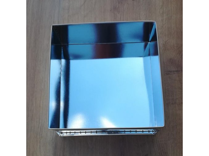 Čtverec 10cm dortová forma na pečení