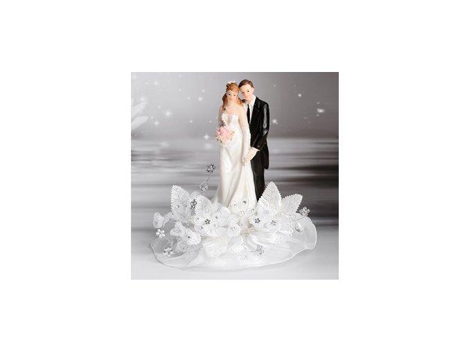 Svatební figurky na dort 28429 Modecor