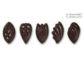 EXCLUSIVE ASSORTMENT čokoládové filigrány 15ks