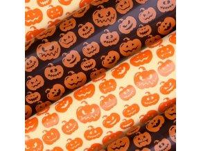 Halloween transfer folie na čokoládu 81404