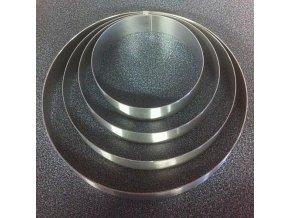 Ráfek kruh 28cm  nerezová dortová forma RAF1028