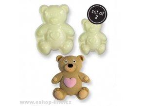 Medvídci sada tvarovačů JEM 1102EP004