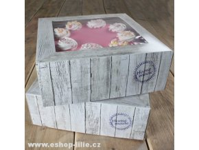 Dortová krabice FunCakes (FC1125) 26cm x 26cm