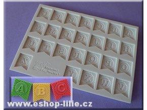Velká abeceda Ribbon Buntin Alphabet AM0232