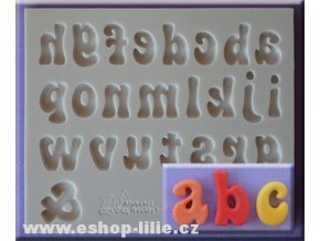 Malá abeceda Fun Font Lowercase AM0218